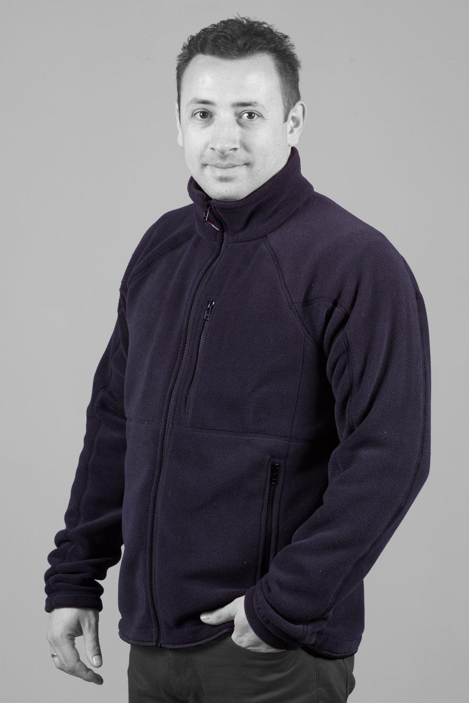 Мъжко поларено яке Алпина +