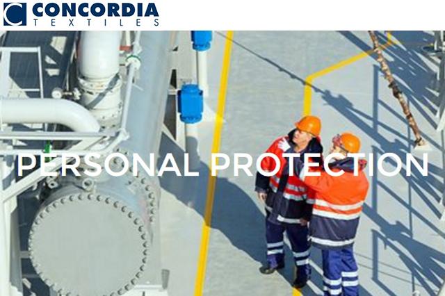 Материите Concordia - За изработка на специализирани работни облекла