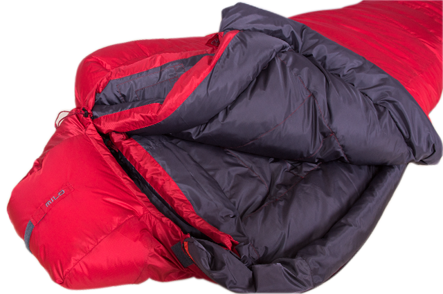 DOWN sleeping bags