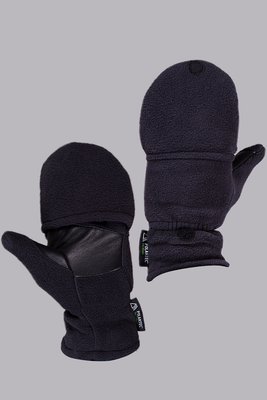 Поларени ръкавици с лапа