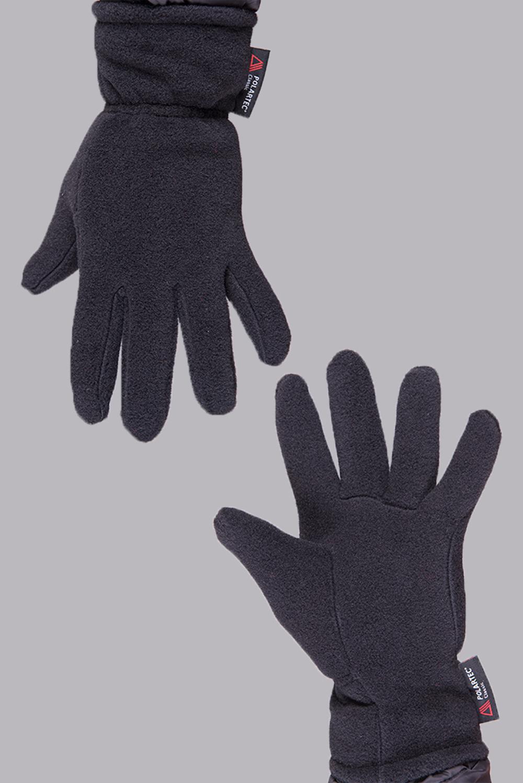 Поларени ръкавици с пет пръста