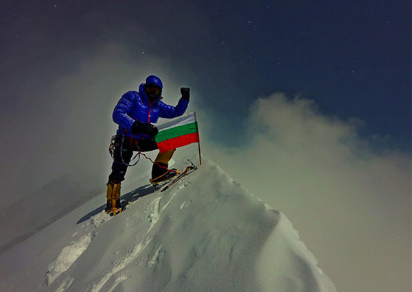 Боян Петров покорява Анапурна на 30-ти април, 2016