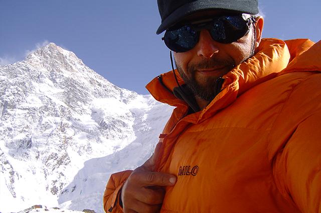 Боян Петров, Хан Тенгри, 6995 м