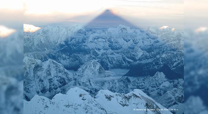 Петя Колчева, В сянката на Еверест