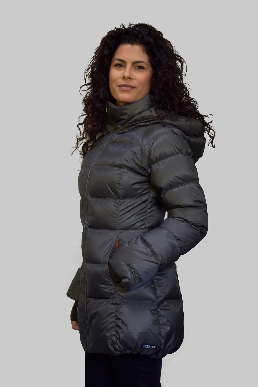 Дамско пухено яке Стела