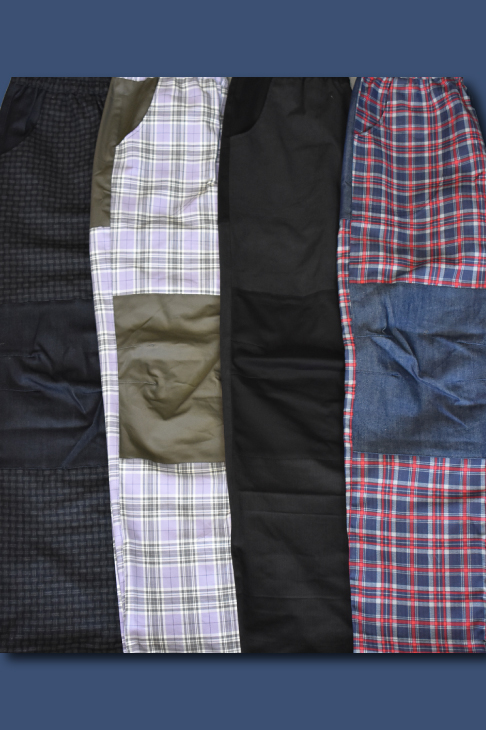 Панталони с платка ТРЕКЕР