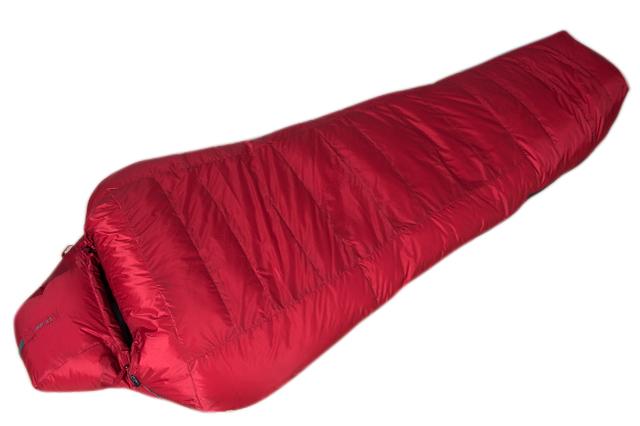 Пухен спален чувал Хималая